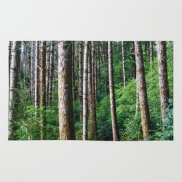Trees: III // Oregon Rug