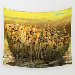 Vessel Wall Tapestry