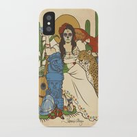 mexico iPhone & iPod Cases featuring Mexico by Anne Kelley