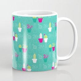 Mini Cactus Love Coffee Mug