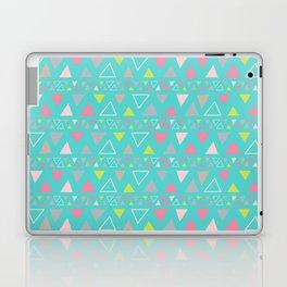 Boho turquoise Laptop & iPad Skin