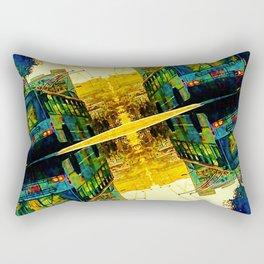 Muni Supernova Rectangular Pillow