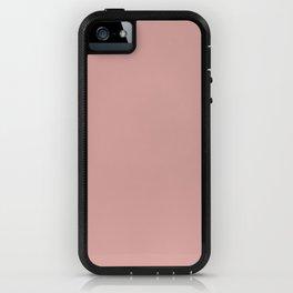 Rose Blush D9A6A1 iPhone Case
