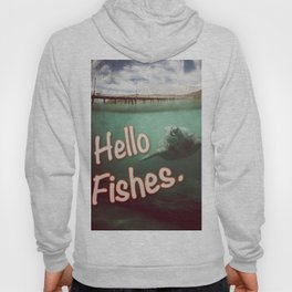 Hello Fishes Hoody