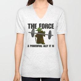 Force Fitness Unisex V-Neck