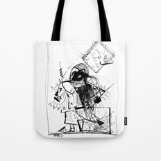 Gonzo Tote Bag