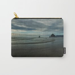 Seascape Cannon Beach II Carry-All Pouch