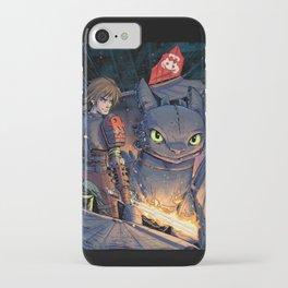 Dragon Trainer iPhone Case