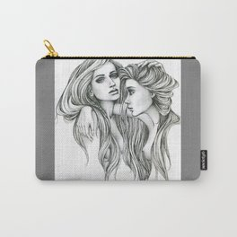 Gemini Mind Carry-All Pouch