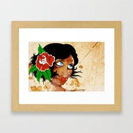 Josefina Framed Art Print