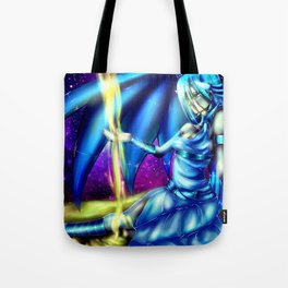 Kisara: Time Flows Out of Our Hands Tote Bag