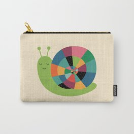 Snail Time Carry-All Pouch