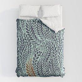Evergreen Winter Comforters