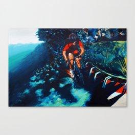 Cold Fire Canvas Print