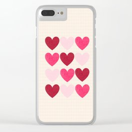 In Unison Clear iPhone Case