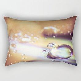 psyco drop Rectangular Pillow