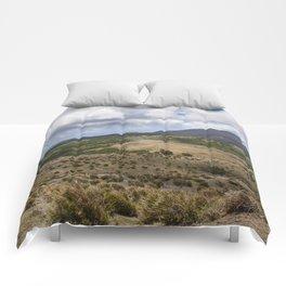 Pagan's North Volcano Comforters