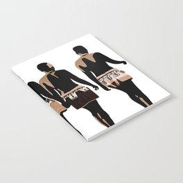 zulu sisters Notebook