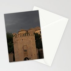 Toledo before the storm Stationery Cards
