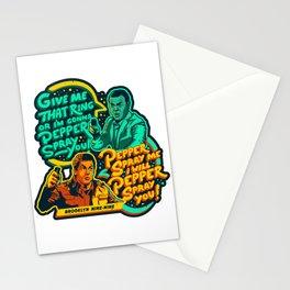 Pepper Spray Me! - Brooklyn Nine-Nine Stationery Cards