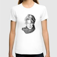 lucas david T-shirts featuring David by Rabassa