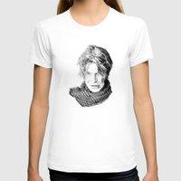 david olenick T-shirts featuring David by Rabassa