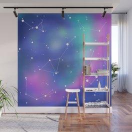 Unicorn Night Sky Wall Mural