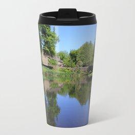 The Lower Pond Lumsdale Travel Mug