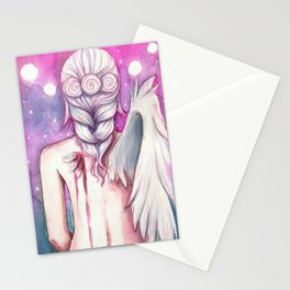 Stranded Angel Stationery Cards