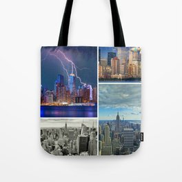 I'll take New York for $2,000, Alex Tote Bag