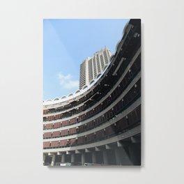 Barbican Metal Print