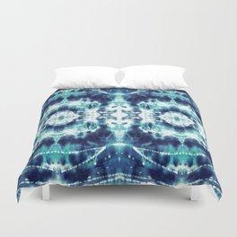 Celestial Nouveau Tie-Dye Duvet Cover