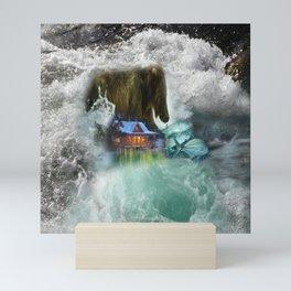 Bear Beyond Strength Mini Art Print