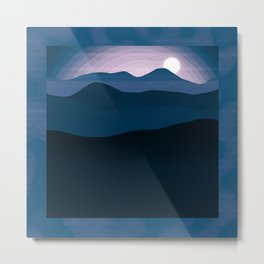 Landscape N2 Metal Print