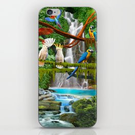 Enchanted Jungle iPhone Skin