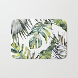 TROPICAL GARDEN 2 Bath Mat