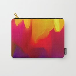 Abstract Vector Illustration. Modern Pattern. Carry-All Pouch
