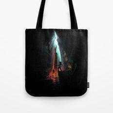 Minecraft ! Tote Bag