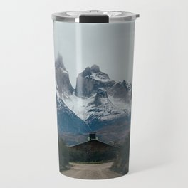 Road to Heaven, Patagonia Chile by Caroline Zhao Travel Mug