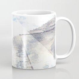 Pyramid Glass Ghost Coffee Mug