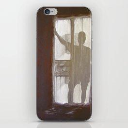 Shadowman iPhone Skin
