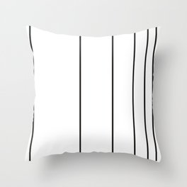 Graphic Art Throw Pillow