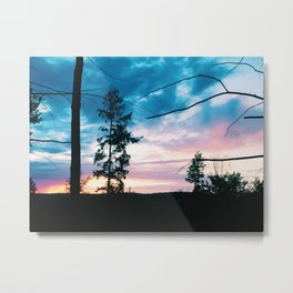 Upstate NY Can Be Pretty Sometimes Metal Print