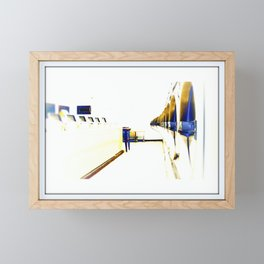 Dryers in the Hotel California Framed Mini Art Print