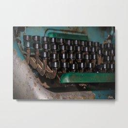 Keys Imperial 66 Metal Print