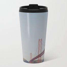 Across the Bridge Travel Mug