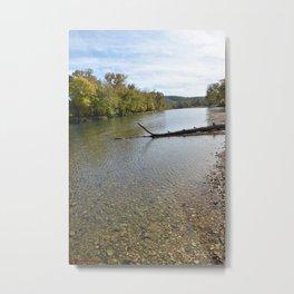 Hanging Rock & Peavine Hollow Series, No. 18 Metal Print