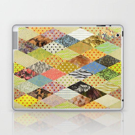 RHOMB SOUP / PATTERN SERIES 002 Laptop & iPad Skin