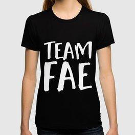 Team Fae - Inverted T-shirt