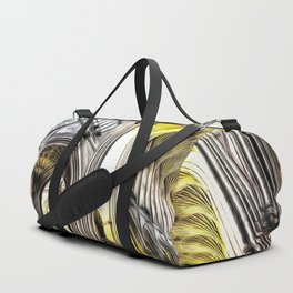 Bath Abbey Art Duffle Bag